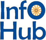 Info Hub logo in Plymouth, WI